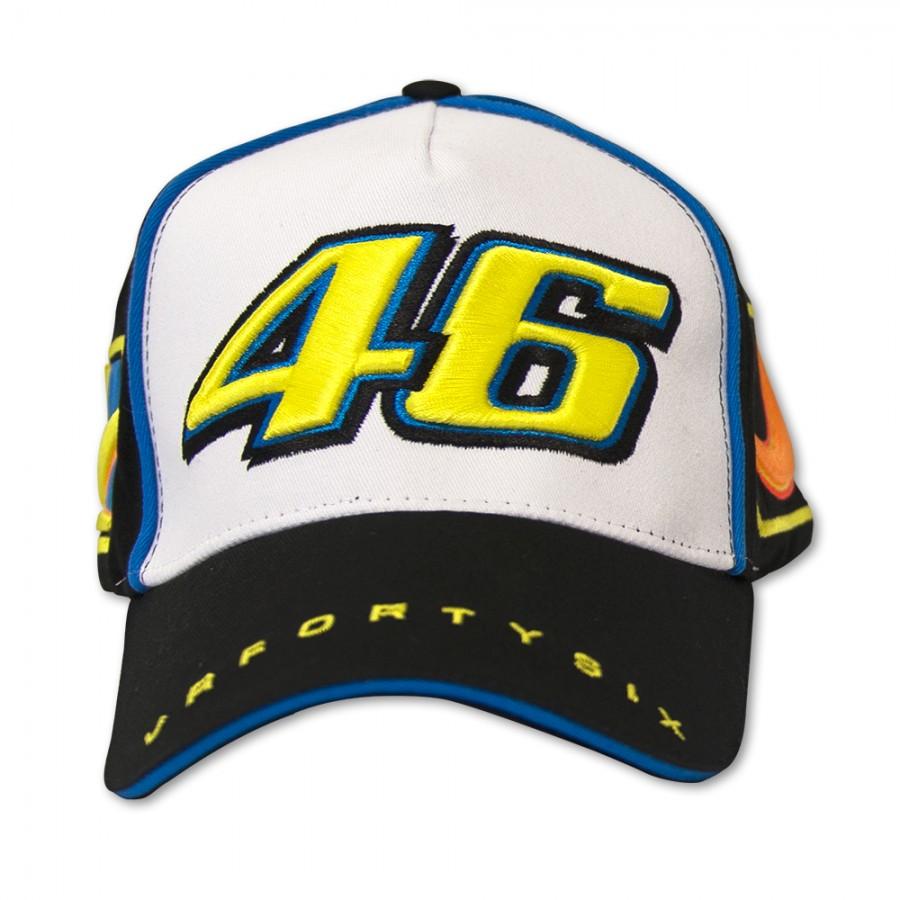 Valentino Rossi 46 Cotton Cap - VR46 7bccaf05446